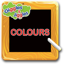 Colours for LKG Kids