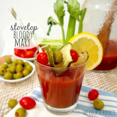 Stovetop Bloody Mary