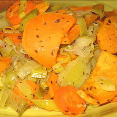 Roasted Vegetable Casserole