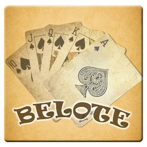 Belot online (Bridge-Belote) Icon