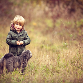 George & Bob by Chinchilla  Photography - Babies & Children Toddlers