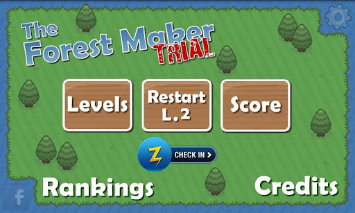 The Forest Maker Trial Version