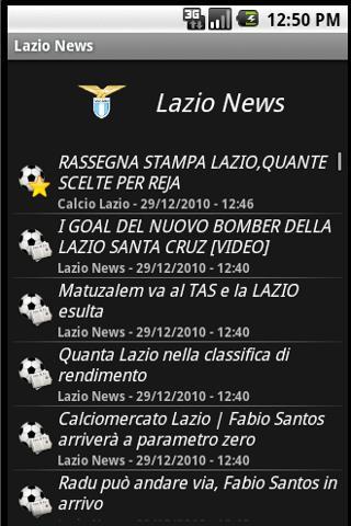 zNews - SS Lazio