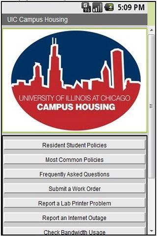 UIC Campus Housing Toolkit
