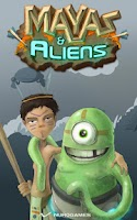 Screenshot of Mayas & Aliens