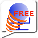 Voice phone free icon