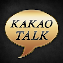KakaoTalk Theme : Black Gold icon