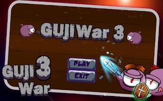 Screenshot of Guji war 3