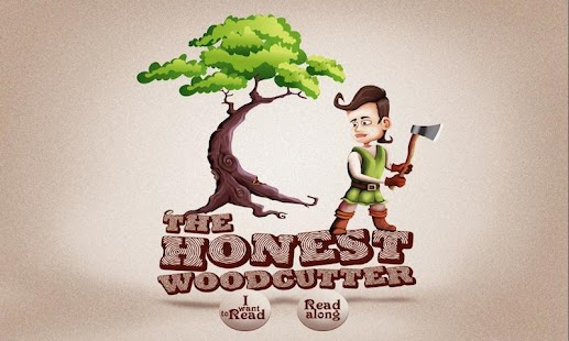 The Honest Woodcutter - screenshot