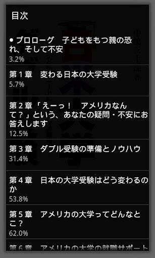 無料书籍Appの日米大学ダブル受験|記事Game
