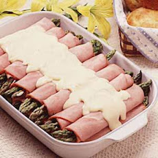 Best-Ever Asparagus/Ham Rolls