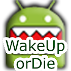 WakeUp Or Die! Alarm Clock icon