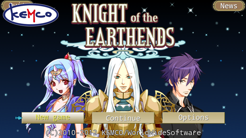 RPG Knight of the Earthends Screenshot 8