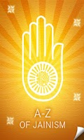 Screenshot of A-Z of Jainism