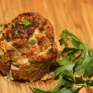 THE Moistest Meatloaf (Individual)