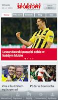 Screenshot of Przegląd Sportowy News