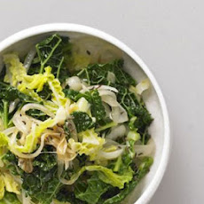 Cabbage With Caraway