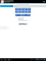 Screenshot of Comanda eletrônica restaurante