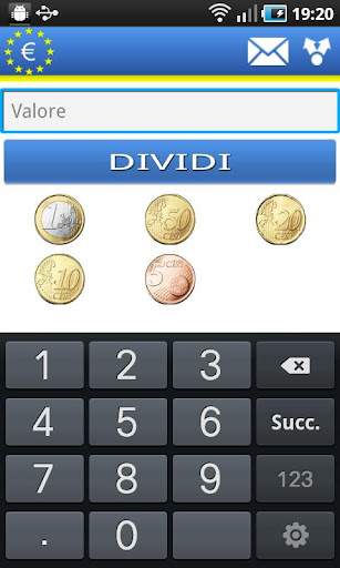 Divisore Monete Euro Free