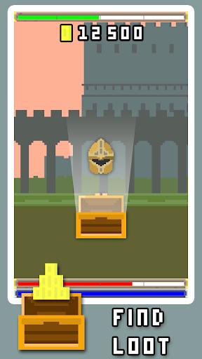 RPG Clicker - screenshot