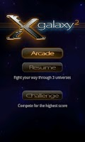 Screenshot of XGalaxy 2 Lite