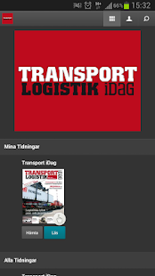 Transport iDag - screenshot