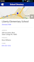 Screenshot of St Louis Public Schools