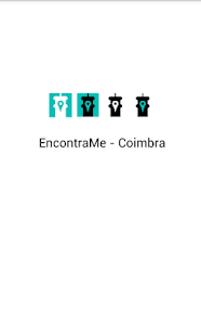 EncontraMe-Coimbra - screenshot
