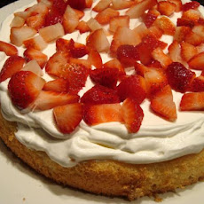 Paula Deen's Strawberry Cream Shortcake