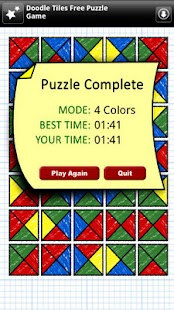 Doodle Tiles - screenshot