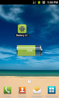 Screenshot of Battery Life Saver