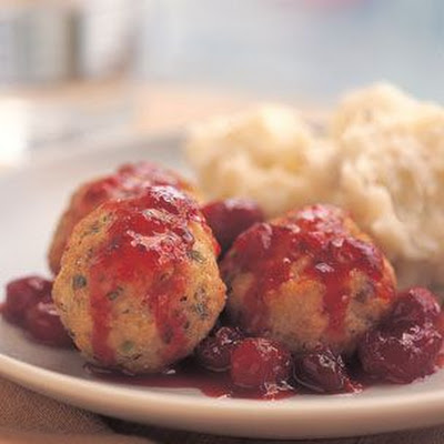 Herbed Turkey Meatballs