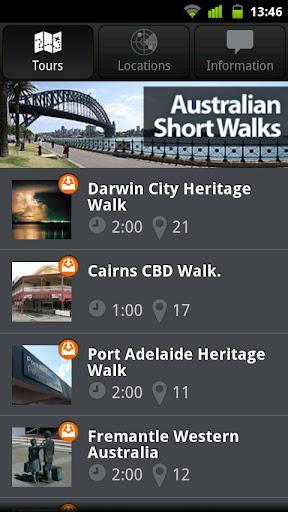 Australian Short Walks