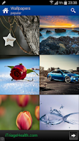 Screenshot of Mobiles24 Ringtones Wallpapers