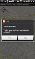 Screenshot of Stations Taxi a Paris et Banli