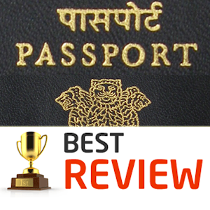 Passport India Passport Seva - Average rating 3.980