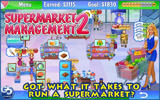 Supermarket Management 2 - screenshot