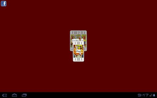Andy Tarot - screenshot