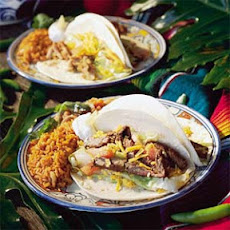 Beef and Chicken Fajitas