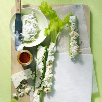 Buffalo-Style Celery Sticks
