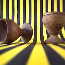 Wooden cups by Janette Ho - Artistic Objects Cups, Plates & Utensils (  )