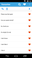 Screenshot of Learn Chinese Mandarin Phrases