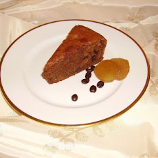 Black Ginger Cake (Low Fat)