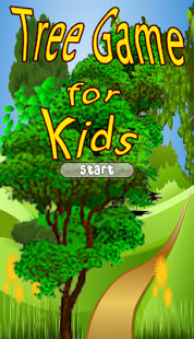Tree Game for Kids - screenshot