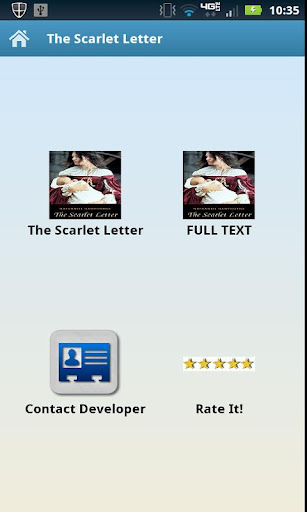 Audio Text The Scarlet Letter