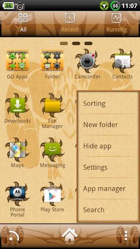 玩免費個人化APP|下載Aries GO Launcher Theme app不用錢|硬是要APP