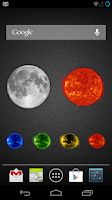 Screenshot of Sun and Moon