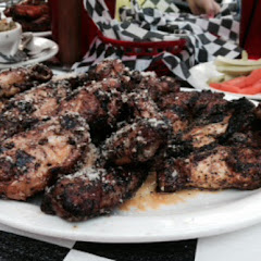 Their grilled wings are seriously AMAZING! Originally, brought out fried wings and realized the mist