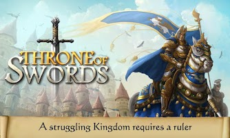 Screenshot of Throne of Swords