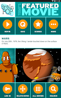 Screenshot of BrainPOP Featured Movie